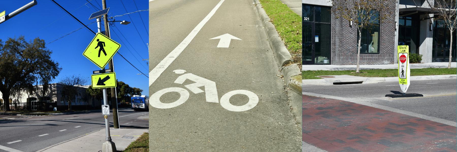 Potential Transportation Improvements along Central Aveune